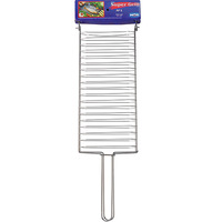 Grelha para Churrasco MOR Parrilla Super Grill 01 Cromado
