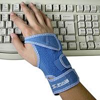 Digitala Salvapé Mão Esquerda Tam G Azul
