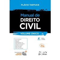 MANUAL DE DIREITO CIVIL - VOLUME UNICO - 8ª ED