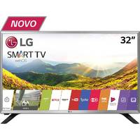 Smart TV LED 32 LG 32LJ550B Conversor Digital