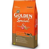 Ração Golden Special Adulto Frango & Carne 15 Kg