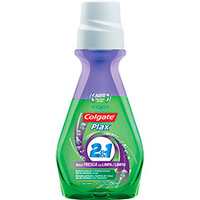 Enxaguante Bucal Colgate Plax 2 em 1 Cool Mint 250ml