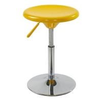 Mini Banqueta Belfix Amarelo