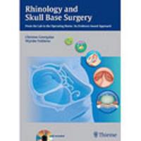 Rhinology and skull base surgery