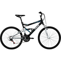 Bicicleta Caloi KS 21 Marchas Aro 26 Preta