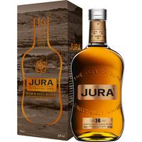 Whisky Isle of Jura 16 anos com Cartucho 700ml
