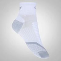 Meia Nike Elite Running Cushion Masculina Branco