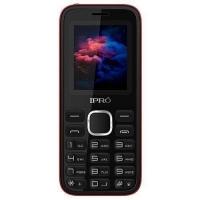Celular Ipro A8 Mini Desbloqueado 32MB Dual Chip Preto e Vermelho