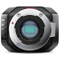 Câmera Blackmagic Micro Studio 4k Preta e Prata