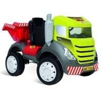 Caminhão Infantil Brutus Pedal Caçamba Basculante 473 Bandeirante