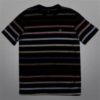 Camiseta MCD Especial Listrada Masculina Preta  08060d6dac5