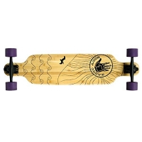 SKATE BAMBOO PACIFIC LONG BOARD