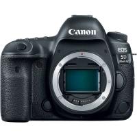 Câmera Digital Canon EOS 5D MARK IV Body Preto