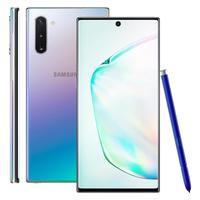 Smartphone Samsung Galaxy Note 10 SM-N970F/2DL 256GB Desbloqueado Dual Chip Android 9.0 Prata