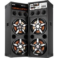 Caixa Amplificadora NKS PK 5000