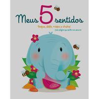 Meus 5 Sentidos: Toque, Sinta, Raspe e Cheire!