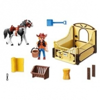 Playmobil Country Cavalo Malhado 5516