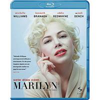 Sete Dias com Marilyn Blu-Ray - Multi-Região / Reg.4