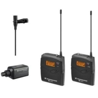 Microfone de Lapela Sem Fio Sennheiser Evolution G3 100 Wireless EW100ENGG3