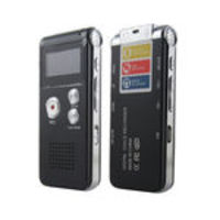 Gravação De Voz Mini 8gb Digital Sound Audio Recorder Ditafone Mp3 Player