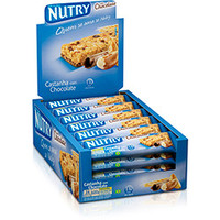Cereal Nutrimental Nutry Castanha com Chocolate 25g 12 Unidade