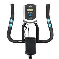 Bicicleta Ergométrica Para Spinning Acte E16 Preta e Verde