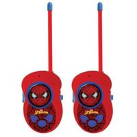 Conjunto De Walkie talkie Disney Marvel Spider man Candide