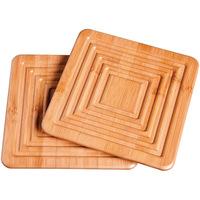 Apoio para Panela Mor Bamboo 2 Peças