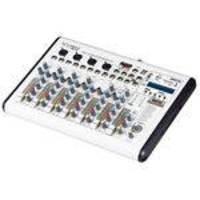 Mesa De Som Staner Mx0804efx C/ Efeitos E USB P/ Gravação