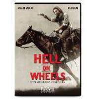 Dvd Box - Hell On Wheels - Terceira Temporada