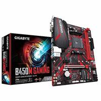 Placa Mãe B450M GAMING AMD AM4 Micro ATX DDR4 GIGABYTE