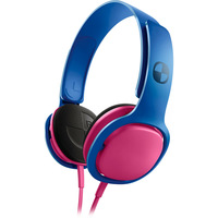 Fone de Ouvido O´Neill Philips SHO3300CLASH/00 Roxo e Rosa