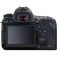 Câmera Canon DSLR 6D Mark II 26.2MP Corpo Preta
