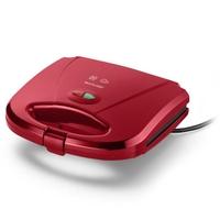 Sanduicheira e Minigrill Multilaser Gourmet CE149 750W Vermelha 220V