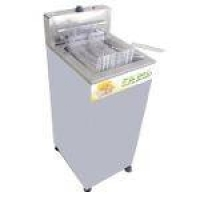 Fritadeira Eletrica 18 Litros Agua E Oleo 5.000w - Ital Inox