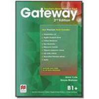 Gateway 2nd edition b1+ teachers book premium pack