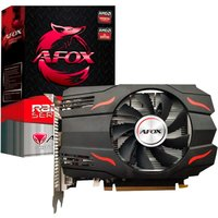Placa de Video AFOX AMD Radeon RX 550 4GB GDDR5 AFRX550-4096D5H3