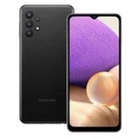 """Smartphone Samsung A32 128Gb Preto 4G Tela 6.4"""" Câmera Quádrupla 64Mp Selfie 20Mp Dual Chip Android 11.0"""