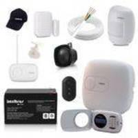 Alarme Basico Segurança Residencial Casa Loja Comercial Kit