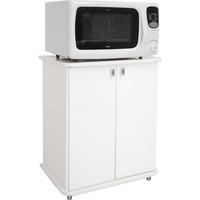 Balcão de Cozinha Movelbento ASM155 2 Portas Branco