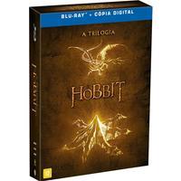O Hobbit: a Trilogia Blu-Ray + Cópia Digital 6 DVDs - Multi-Região / Reg.4
