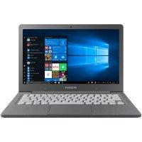 """Notebook Samsung Flash F30 NP530XBB-AD1BR Intel Celeron 4GB 64GB 1.1GHz 13.3"""" Full HD Windows 10 Grafite"""