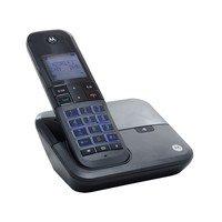Telefone Sem Fio Motorola Expansível Até 4 Ramais Identificador De Chamadas Viva-voz Moto 6000