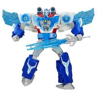 Boneco Transformers Hasbro Power Surge Optimus Prime