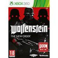 Jogo Wolfenstein: The New Order Bet XBOX 360