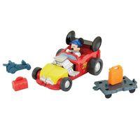 Figura e Veículo Transformável Disney Mickey Mouse Roadster Racers Fisher-Price
