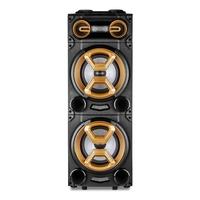 Caixa de Som Party Speaker Multilaser SP360 1600W Preta