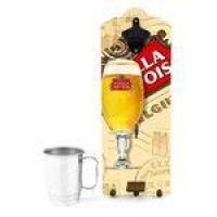 Quadro Abridor De Garrafa Com Caneca 400ml - Stella Artois