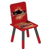 Cadeira Disney Tradicional Cars Vermelho