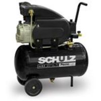 Motocompressor CSI 8.5 25 Litros 2HP Pratic Air Schulz